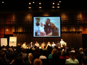 Scientists, farmers, and conversationalists discuss the state of Ag and Ag communication
